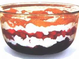 Angel Food Patriotic Delight Trifle