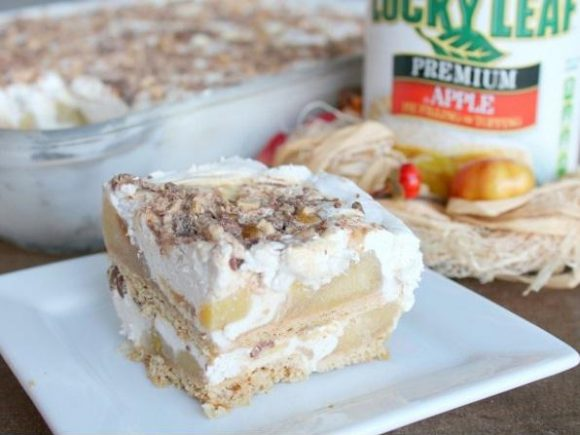 No Bake Apple Delight